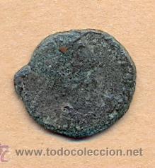 BRO 147 - MONEDA ROMANA STEO? MEDIDAS SOBRE 20 MM PESO SOBRE 3 GRAMOS (Numismática - Periodo Antiguo - Roma Imperio)