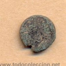 Monedas Imperio Romano: BRO 162 - MONEDA ROMANA - ANVERSO RETRATO REVERSO FIGURAS MEDIDAS SOBRE 13 MM PESO SOBRE 2 GRAM. Lote 44206727