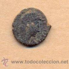 Monedas Imperio Romano: BRO 193 - MONEDA ROMANA URSU - REVERSO GUERRERO ESTILIZADO MEDIDAS SOBRE 14 X 15 MM PESO SOBR. Lote 44477652