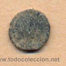 Monedas Imperio Romano: BRO 207 - MONEDA ROMANA IMPERIO PORES REVERSO FIGURAS ESTILIZADAS MEDIDAS SOBRE 14 MM PESO SOBR. Lote 44528866
