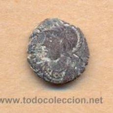 Monedas Imperio Romano: BRO 208 - MONEDA ROMANA IMPERIO CONSTANTINO REVERSO FIGURA ESTILIZADA MEDIDAS SOBRE 14 MM PESO . Lote 44529073