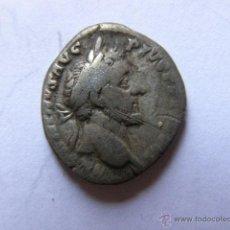 Monedas Imperio Romano: ANTONINO PIO.DENARIO ORIGINAL. PLATA. Lote 45498075