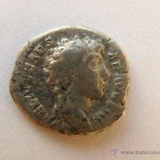 Monedas Imperio Romano: MARCO AURELIO. DENARIO ORIGINAL. PLATA. Lote 45498196
