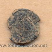 MON 932 - MONEDA ROMANA IMPERIO COLAVE REVERSO FIGURAS ESTILIZADAS MEDIDAS SOBRE 15 MM PESO SOB (Numismática - Periodo Antiguo - Roma Imperio)