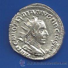 Monedas Imperio Romano: IMPERIO ROMANO: PRECIOSO ANTONINIANO DE PLATA (EBC) TRAJANO DECIO (249-51 DC). Lote 46619910