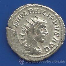 Monedas Imperio Romano: BONITA MONEDA IMPERIO ROMANO: ANTONINIANO DE PLATA FILIPO I (244-9 DC) . Lote 46620224