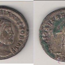 Monedas Imperio Romano: MONEDA DEL IMPERIO ROMANO FOLLIS DE GALERIO MAXIMIANO DEL 297-299 D.C., EN EXERGO KA. EBC. (IR13).. Lote 46649681