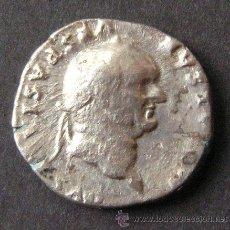 Monnaies Empire Romain: VESPASIANO - DENARIO FORRADO. Lote 47001033