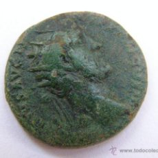 Monedas Imperio Romano: ANTONINO PIO. DUPONDIO.. Lote 47003844