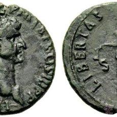 Monedas Imperio Romano: MUY BONITO AS DEL EMPERADOR NERVA (96-98 D.C.). Lote 47585087