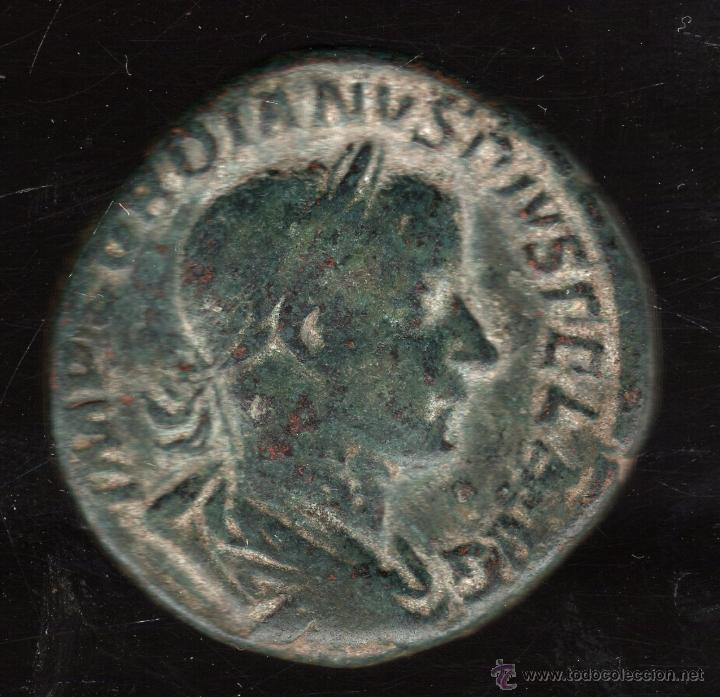 SESTERCIO GORDIANO. VER FOTOS (Numismática - Periodo Antiguo - Roma Imperio)