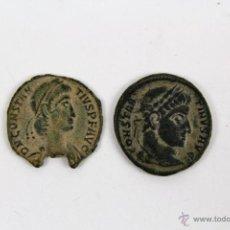 Monedas Imperio Romano: M- 619. 2 MONEDAS ROMANAS CONSTANTIN. Lote 48399959