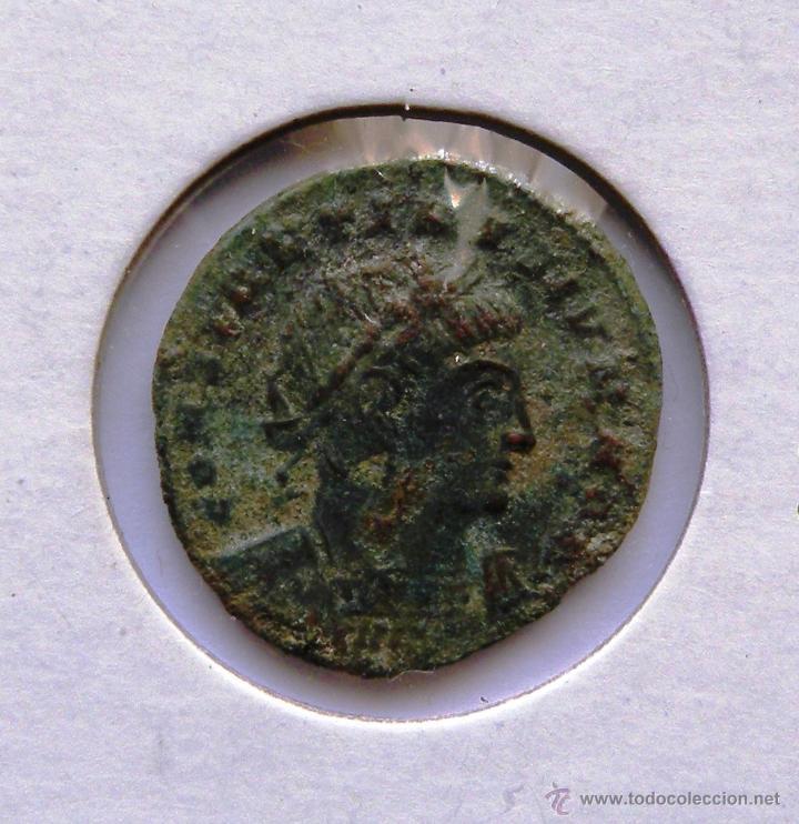 FLAVIUS VALERIUS AURELIUS CONSTANTINUS 1/2 CENTENIONAL (Numismática - Periodo Antiguo - Roma Imperio)