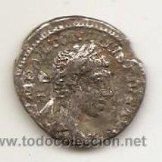 Monnaies Empire Romain: ALEJANDRO SEVERO. DENARIO ROMANO FORRADO DE ÉPOCA. Lote 48419709