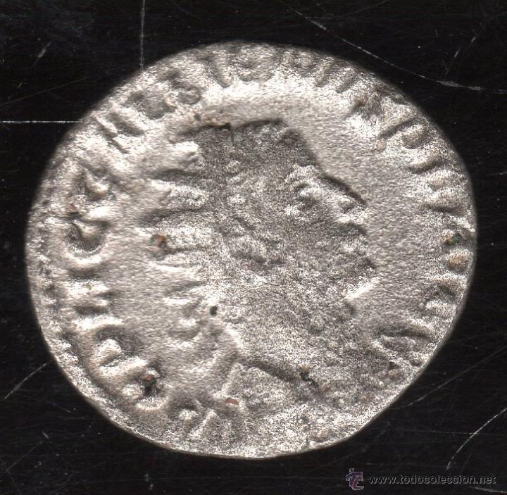 DENARIO GALIENO. (Numismática - Periodo Antiguo - Roma Imperio)