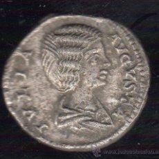 Monedas Imperio Romano: DENARIO JULIA AUGUSTA.. Lote 132222274