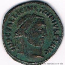 Monedas Imperio Romano: LICINIO. FOLLIS 19 MM. ALEJANDRÍA. Lote 48576915
