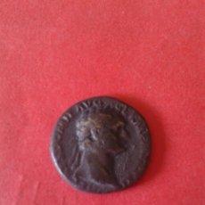 Monedas Imperio Romano: DENARIO DE DOMICIANO. 81 - 96. PÁTINA GRIS. PLATA. 3 GRAMOS. AUTENTICIDAD 100%.. Lote 49129897