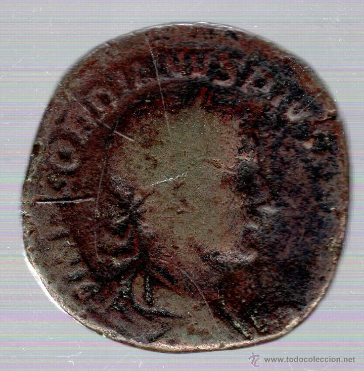 SESTERCIO. GORDIANO. (Numismática - Periodo Antiguo - Roma Imperio)