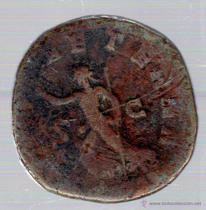 Monedas Imperio Romano: SESTERCIO. GORDIANO. - Foto 2 - 49208318