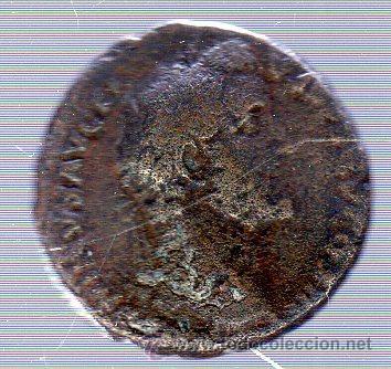 DUPONDIO DE ADRIANO. (Numismática - Periodo Antiguo - Roma Imperio)
