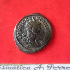 Monedas Imperio Romano: IMPERIO ROMANO. ANTONINIANO DE DIOCLECIANO. 284/305. #MN. Lote 49297736