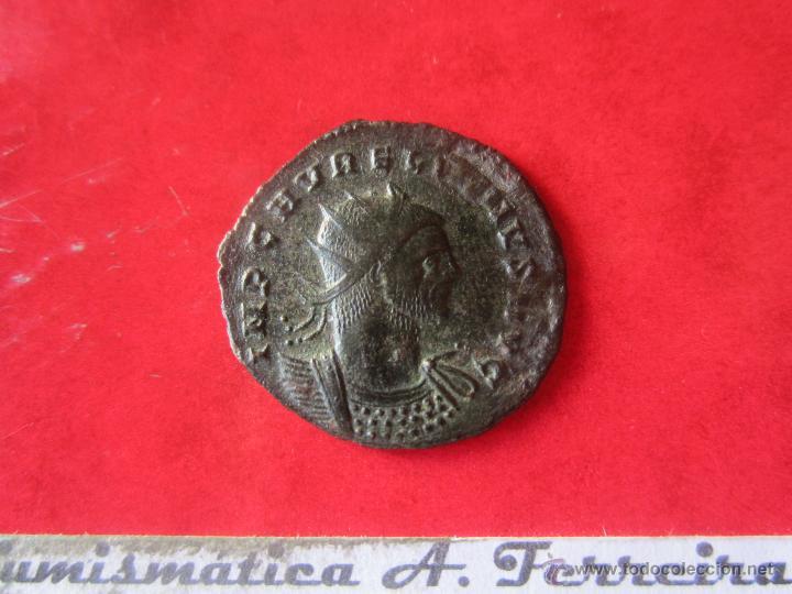 IMPERIO ROMANO. ANTONINIANO DE AURELIANO. 270/275. #MN (Numismática - Periodo Antiguo - Roma Imperio)