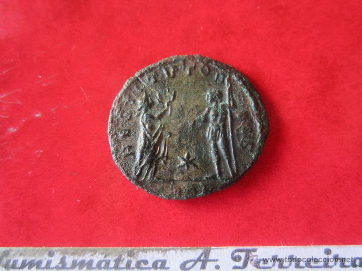 Monedas Imperio Romano: Imperio romano. aureliano del imp. Aureliano. año 270/275. #mn - Foto 2 - 49298455