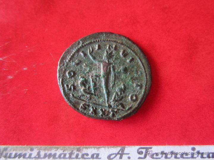 Monedas Imperio Romano: Imperio romano. aureliano del imp. Aureliano. año 270/275. #mn - Foto 2 - 49298500