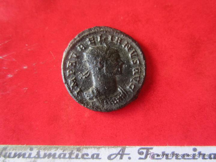 IMPERIO ROMANO. AURELIANO DE AURELIANO. 270/275. #MN (Numismática - Periodo Antiguo - Roma Imperio)