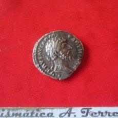 Monedas Imperio Romano: IMPERIO ROMANO. DENARIO DE LUCIO VERO. 161/169. #MN. Lote 49311260