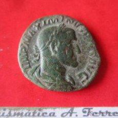 Monedas Imperio Romano: IMPERIO ROMANO. SEXTERCIO DE MAXIMINO I. 235/238 DC. #MN. Lote 49332330