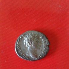 Monedas Imperio Romano: DENARIO DE MARCO AURELIO. 161 - 180 D.C. 2,9 GRAMOS DE PESO. PLATA.. Lote 49476676