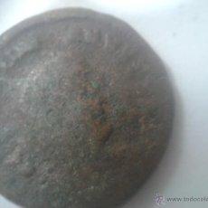 Monedas Imperio Romano: MONEDA DE COBRE ANTONIANO ROMANO MEIDA 1,6 CM. BC-. Lote 49725847
