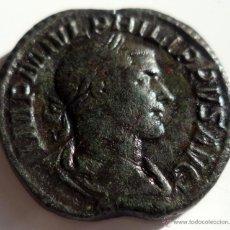 Monedas Imperio Romano: SESTERCIO FILIPO I,DM30MM PESO 17,30 GM. Lote 49854224