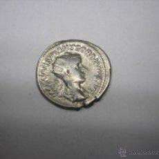 Monedas Imperio Romano: DENARIO, ANTONINIANO DE PLATA DE GORDIANO III.238-244 DC.. Lote 50596722