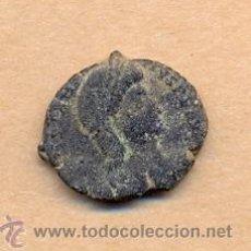 Monedas Imperio Romano: BRO 246 - MONEDA ROMANA DE CONSTANTE ANVERSO BUSTO REVERSO CON FIGURA ESTILIZADA. Lote 51694654