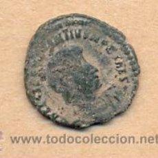 Monedas Imperio Romano: BRO 250 - MONEDA ROMANA IMPERIO ANVERSO BUSTO REVERSO CON FIGURA ESTILIZADA. Lote 51710116