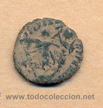 Monedas Imperio Romano: BRO 250 - MONEDA ROMANA IMPERIO ANVERSO BUSTO REVERSO CON FIGURA ESTILIZADA - Foto 3 - 51710116
