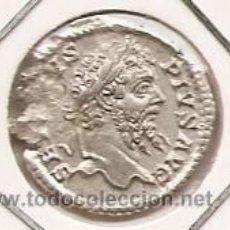 Moedas Império Romano: SEPTIMIO SEVERO. DENARIO. Lote 162369245