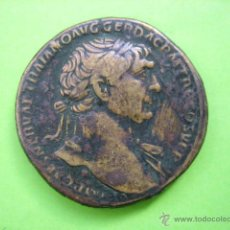 Monedas Imperio Romano: SESTERCIO ROMANO DE TRAJANO. Lote 53265244