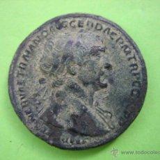 Monedas Imperio Romano: SESTERCIO ROMANO DE TRAJANO. Lote 53268705