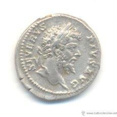 Monedas Imperio Romano: MUY BONITO DENARIO SEPTIMIO SEVERO (193-211 D.C.)FUNDATOR PACIS ACOMPAÑADO FICHA DE SUBASTA. Lote 53643618