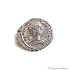 Monedas Imperio Romano: DENARIO GETA 199 A 202 D.C. Lote 54145029