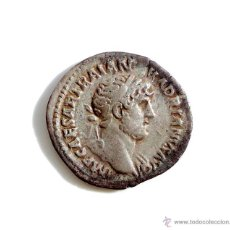 Monedas Imperio Romano: DENARIO ADRIANO AÑO 134 / 138 D.C.. Lote 54146460