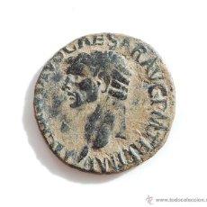 Monedas Imperio Romano: AS DE CLAUDIO MUY BUENA CONSERVACIÓN. Lote 54377006