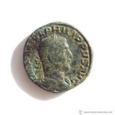 Monedas Imperio Romano: IMPERIO ROMANO. SEXTERCIO PHILIPO. Lote 65829661