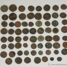 Monedas Imperio Romano: MO-167. COLECCION DE 68 MONEDAS ROMANAS. COBRE. PARA CATALOGAR.. Lote 50646155