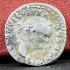 Monedas Imperio Romano: MO-213 - MONEDA EN PLATA. DENARIO DE VESPASIANO. IMPERIO ROMANO. 70 D. C.. Lote 54911336