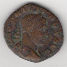 Monedas Imperio Romano: SESTERCIO DE FILIPO I EL ARABE. IMP PHILIPUS AUG. AEQUITAS AVGGD. Lote 56209934
